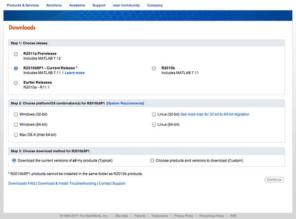 Downloading and Installing MATLAB - UABgrid Documentation